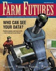 FARM FUTURES FARM FUTURES