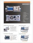 Instek AFG-3000 Arbitrary Waveform Generator - TestEquity - Page 5