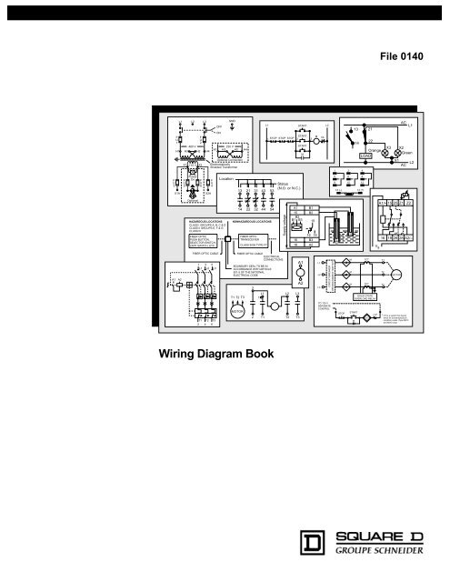 Wiring Diagram Book - Schneider Electric