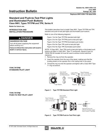 Control and signalling units 30 0 schneider electric for Schneider motor starter selection guide