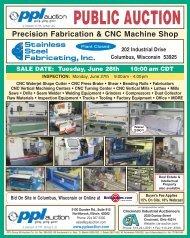 Precision Fabrication & CNC Machine Shop - PPL Group