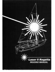 Laser 2 Rigging Manual - Sailboats.co.uk
