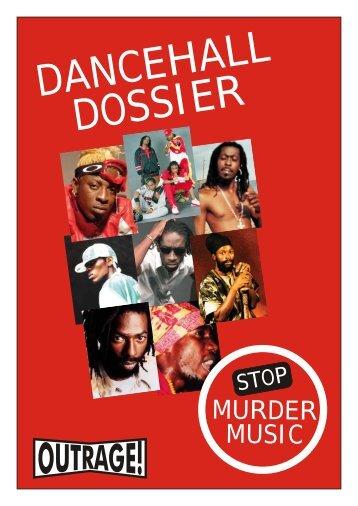 Dancehall Dossier.cdr - Peter Tatchell