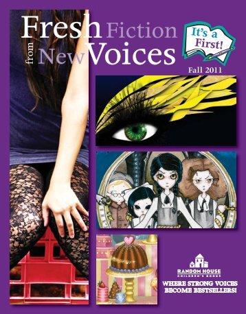 Fall 2011 - Random House