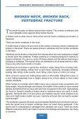broken neck, broken back, vertebrae fracture - Page 3