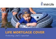Mortgage Protection booklet - Irish Life