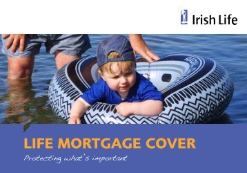Mortgage Protection booklet - Irish Life
