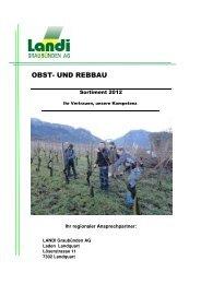 NEU IN UNSER SORTIMENT - LANDI Graubünden AG