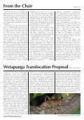 Dawn Chorus - Tiritiri Matangi - Page 3