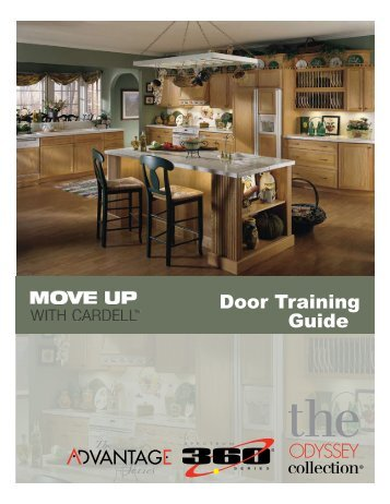 Door Training Guide - Wholesale Kitchen Cabinets - Cabinets Direct ...