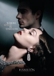 WHERE STYLE IS TIMELESS - Hamilton Jewelers