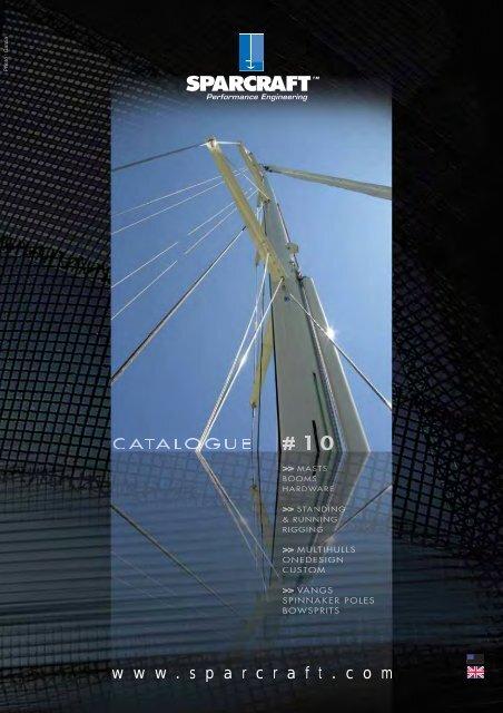 Sparcraft Catalogue