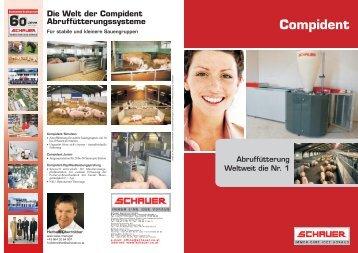 SchauerFütterungCompident_DE ... - Spezielle-Agrar-Systeme GmbH