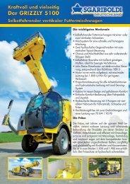 Der GRIZZLY 5100 - Spezielle-Agrar-Systeme GmbH