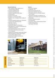 Prospekt Carrier Hakenlift-System - Spezielle-Agrar-Systeme GmbH