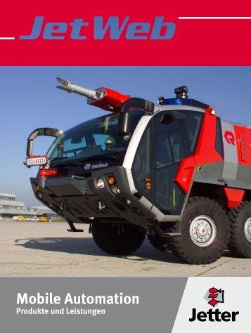 Prospekt Mobile Automation - Spezielle-Agrar-Systeme GmbH