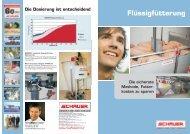 Flüssigfütterung - Spezielle-Agrar-Systeme GmbH