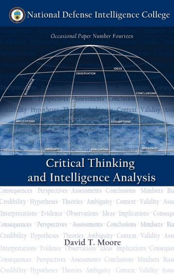 Critical Thinking: Business Analysis and Decision-Making Strategies