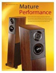 On the occasion of its company anniversary, Audio ... - Audio System