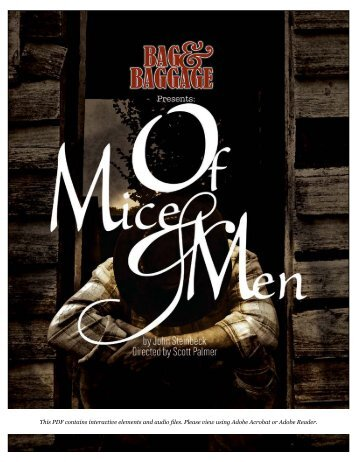 of mice and men conflicts essay
