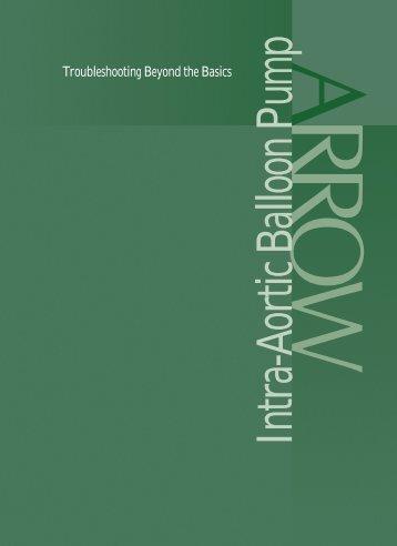 Intra-Aortic Balloon Pump - Arrow International, Inc.