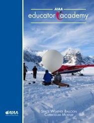 space weather balloon curriculum module - AIAA Info - American ...