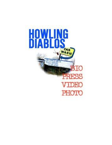 download press kit - Howling Diablos