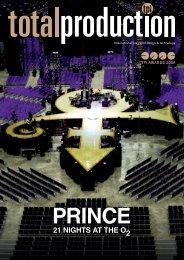 Prince 21 Nights at the O2