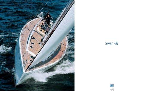 swan 66FD presentation - NAutor's Swan UK