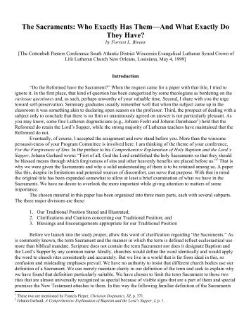 Transition Sentences For Essays Liberation Wisconsin Lutheran Seminary Library Essays The Sacraments  Wisconsin Lutheran Seminary Library Essays Essay Topics On Love also Essay On Energy Library Essays Liberation Wisconsin Lutheran Seminary Library Essays  What Is A Friend Essay