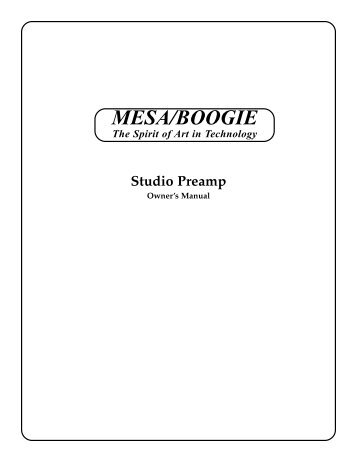 80 free magazines from mesaboogie com rh yumpu com Mesa Boogie 2X12 Mesa Boogie Guitar Amplifiers