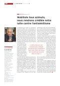 LES JEUNES MOTIVÉS CONTRE LE RACISME - Page 4