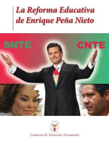 La Reforma Educativa de Enrique Peña Nieto