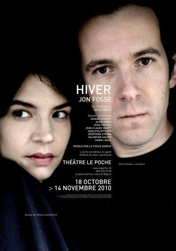 HIVER - Le Poche