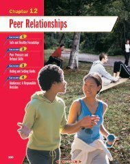 Chapter 12: Peer Relationships
