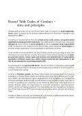 Round Table Codes of Conduct on Social ... - Der Runde Tisch - Page 3