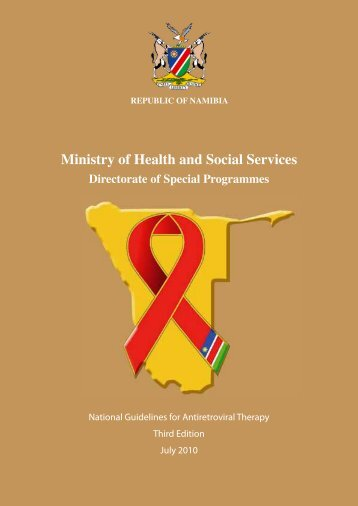 Ministry of Health and Social Services - World Health Organization