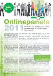 Special - Spiegel Institut Mannheim