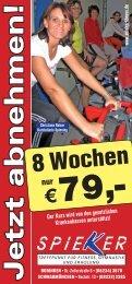 Abnehmen Anzeige 2 - Fitness Spieker