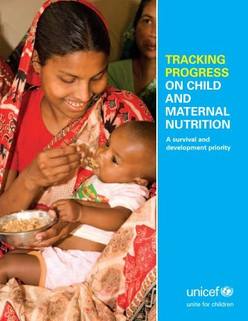 Tracking Progress on Child and Maternal Nutrition - Childinfo.org
