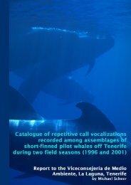 Appendix I - pilot-whales.org