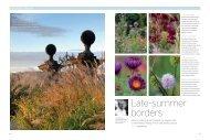 Late-summer borders - Arne Maynard Garden Design