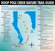 Hoop Pole Creek - North Carolina Coastal Federation