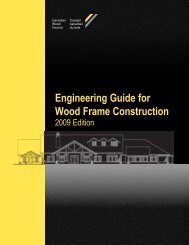 CWC: Engineering Guide for Wood Frame Construction - Canadian ...