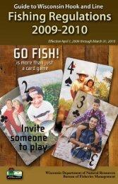 Wisconsin Fishing Regulations