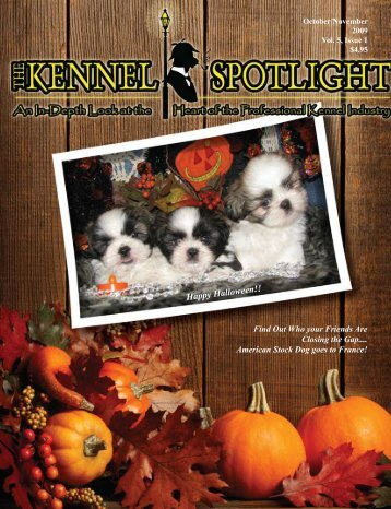 Happy Halloween!! - Kennel Spotlight