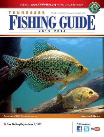 Sport Fish Regs - TWRA