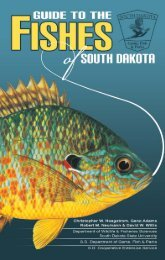 pdf version - South Dakota Department of Game, Fish and Parks