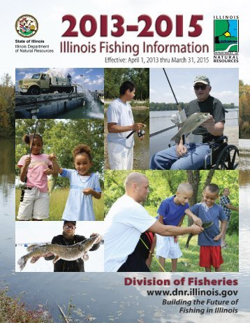2013 Fishing Guide layout - Illinois DNR - State of Illinois