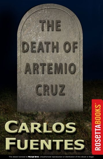 The Death of Artemio Cruz - California Lutheran University